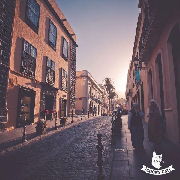 Die Altstadt von Garachico auf Teneriffa